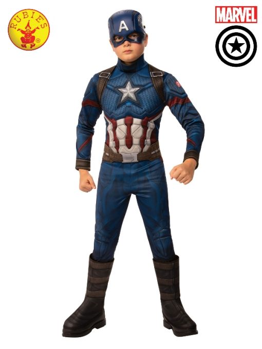 Captain America Deluxe child costume