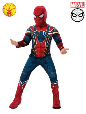 Iron Spider costume child