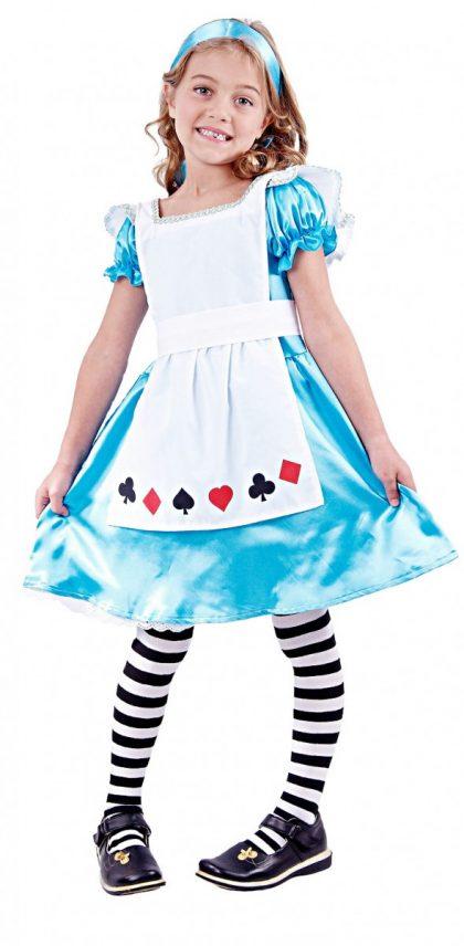 Alice Costume Child