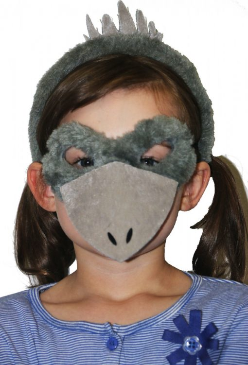 Animal Headband & Mask Set - EMU
