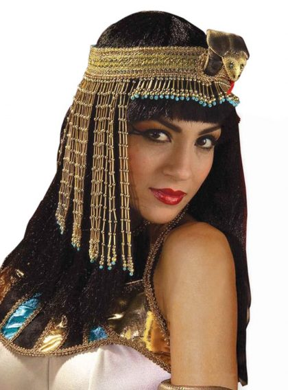 Beaded Head Band Egyptian Forum Novelities