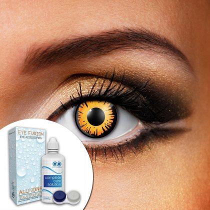 Bella - Eye Fusion Contact Lenses