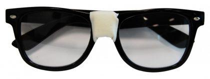 Billy Bob Glasses for Austin Powers, Nerd