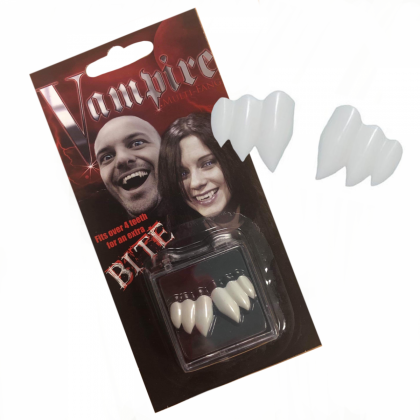 Billy Bob Teeth - Vampire Triple Fang