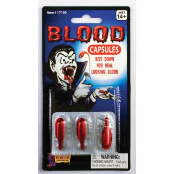 Blood Capsules Liquid