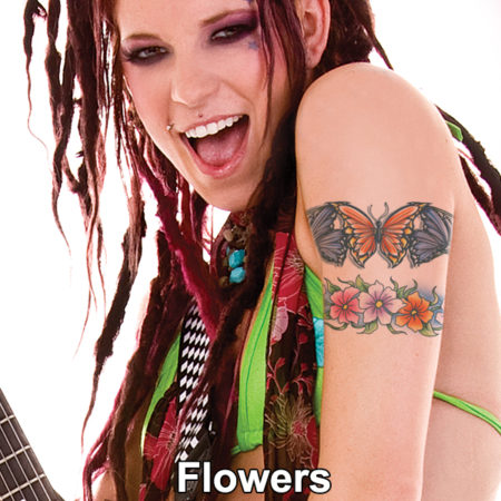 Body Bands – Chicks Dig Flowers