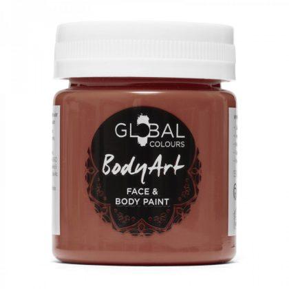 Brown - 45ml Face & Body Paint Liquid
