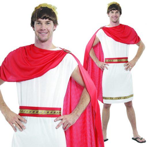 Caesar Costume Adult