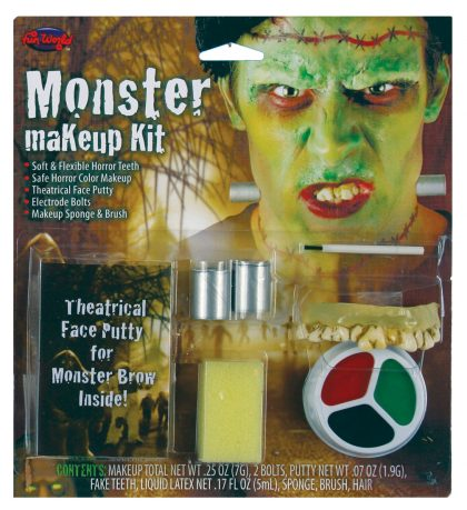 Character Make Up Kit - Monster