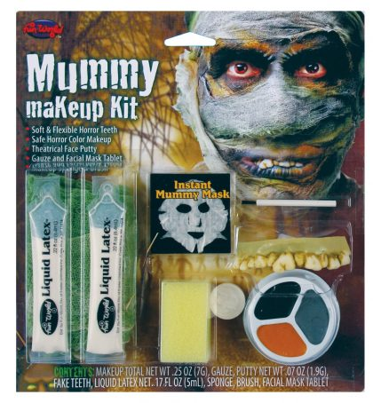 Character Make Up Kit - Mummy