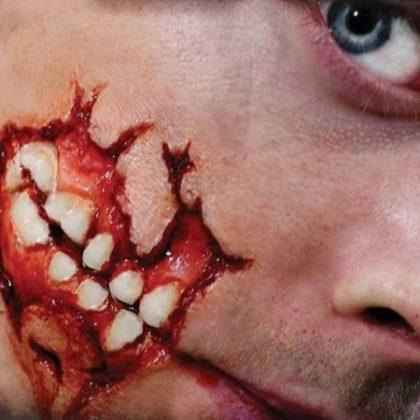 Cheek Decay – 3D FX Transfers