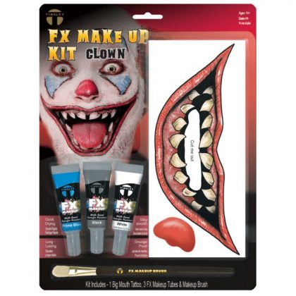 Clown – Big Mouth Kit