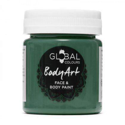 Dark Green - 45ml Face & Body Paint Liquid