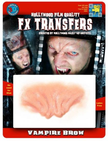 Evil Brow – 3D FX Transfers