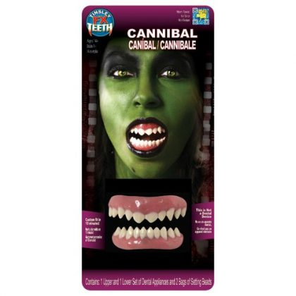 Fx Teeth Veneers - Cannibal