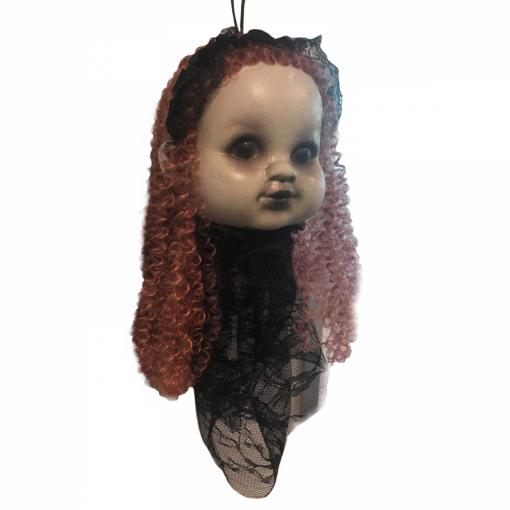 Hanging Doll Head