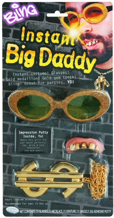 Instant Character Kit - Big Daddy
