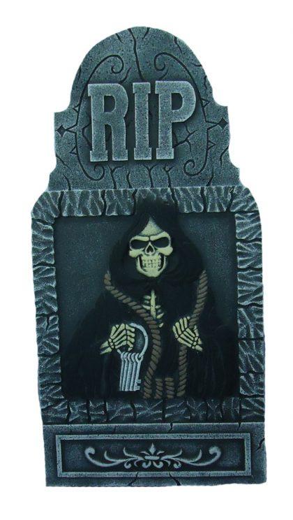 Jumbo Death Reaper Tombstone