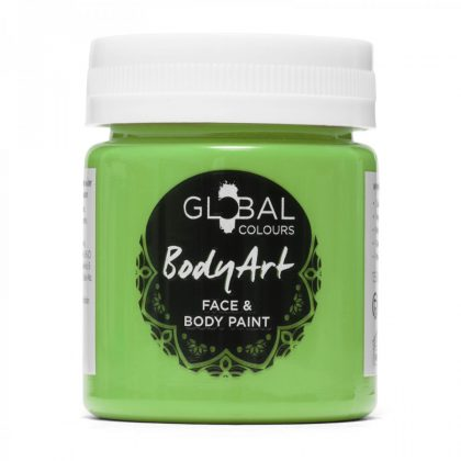 Lime Green - 45ml Face & Body Paint Liquid