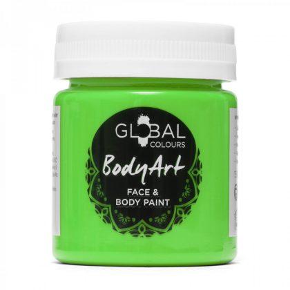 Neon Green - 45ml UV Face & Body Paint Liquid