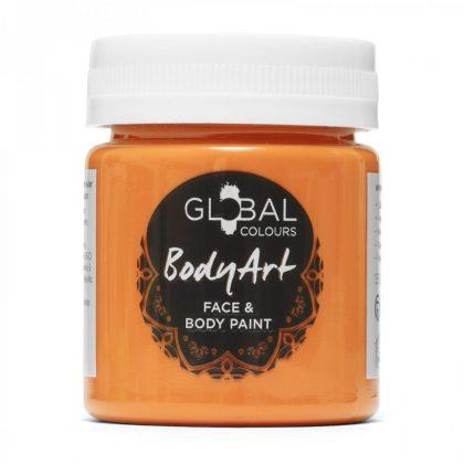 Neon Orange - 45ml UV Face & Body Paint Liquid