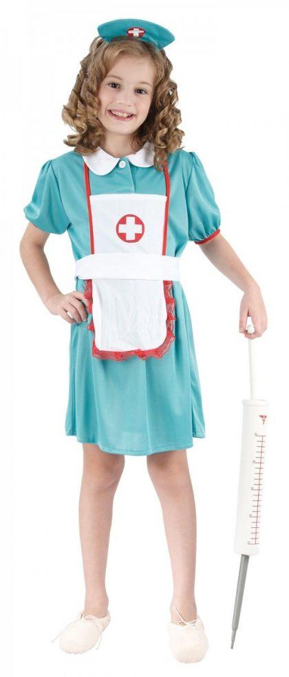 Nurse Costume Child