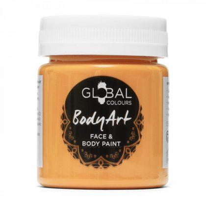 Orange - 45ml Face & Body Paint Liquid