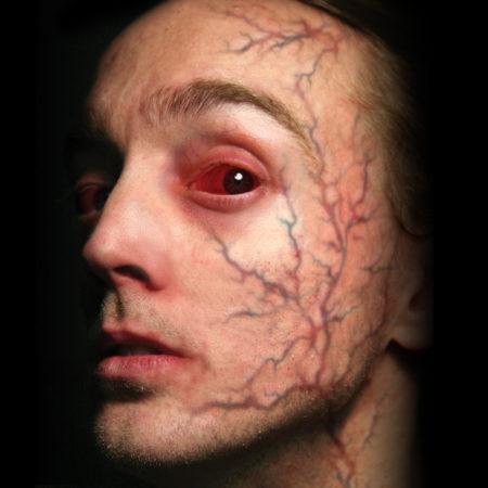 Possessed - FX Temporary Tattoo (4 pieces)