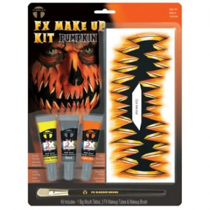 Pumpkin – Big Mouth Kit
