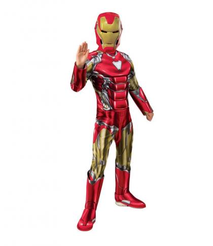 Iron Man Deluxe Costume Child