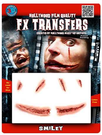 Smiley 3D Fx Transfer