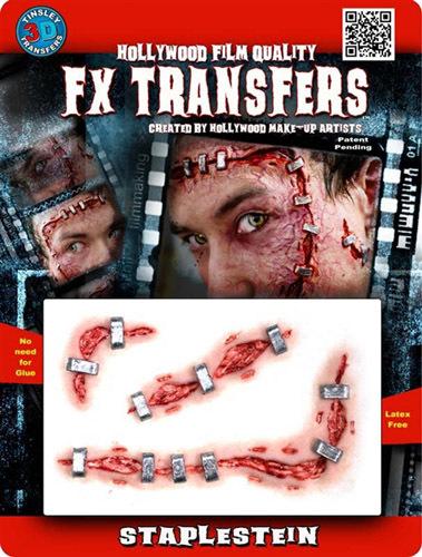 Staplestein 3D Fx Transfer