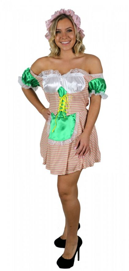 Strawberry Maid - Adult - Large