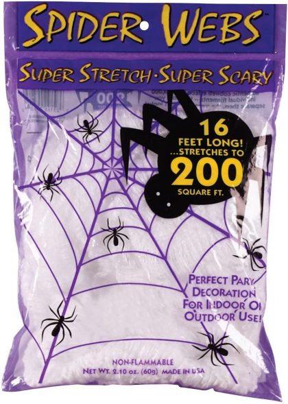 Super Stretch Spider Web - 240gm