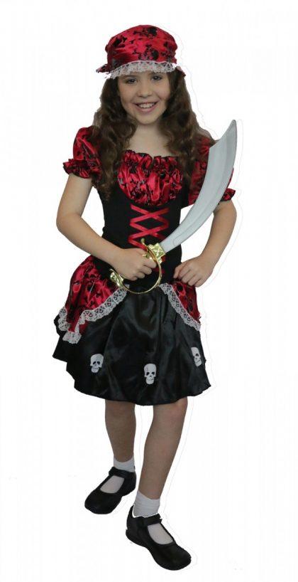 Sweet Skeleton Pirate - Child
