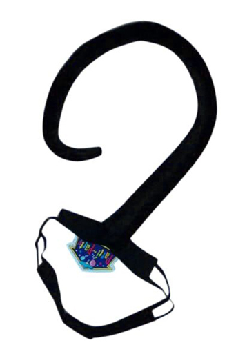 Tail - Cat Tail Bendable - Black