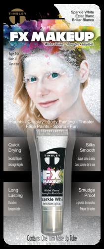Tinsley Makeup - Sparkle White