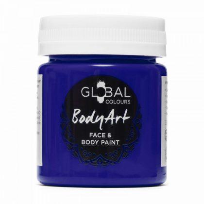 Ultra Blue - 45ml Face & Body Paint Liquid