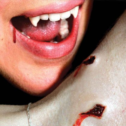 Vampire Bites 3D Fx Transfer - Small