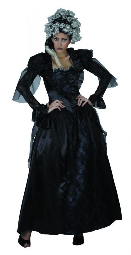 WICKED QUEEN FANCY DRESS COSTUME
