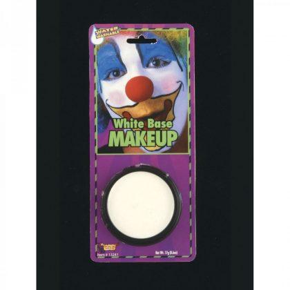 White Base Pan Makeup