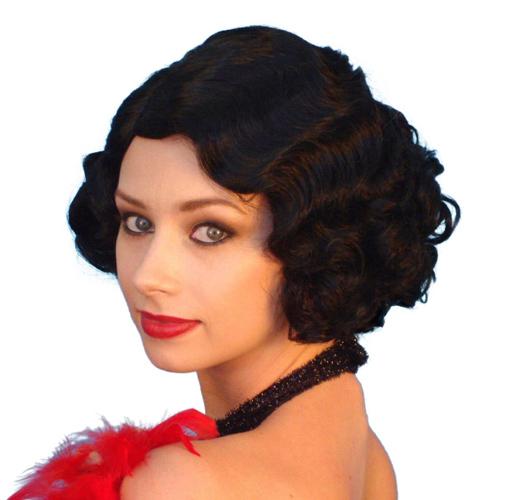 Wig - Cabaret Black