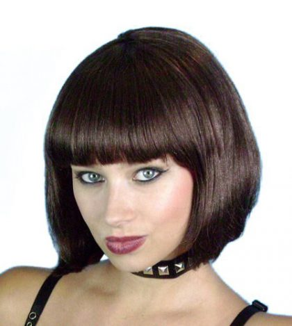 Wig- Classic Bob Deluxe - Brown