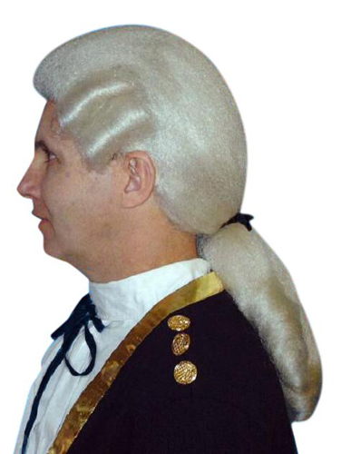 Wig - George Washington