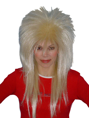 Wig - Spiky Vamp (Blonde)