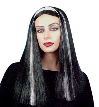 Wig - Streaked Witch
