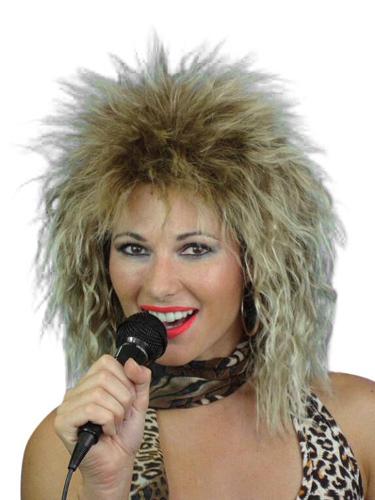 Wig - Tina Turner