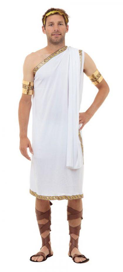 caesar toga costume