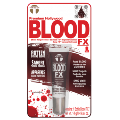 Blood fx rotten Tinsley
