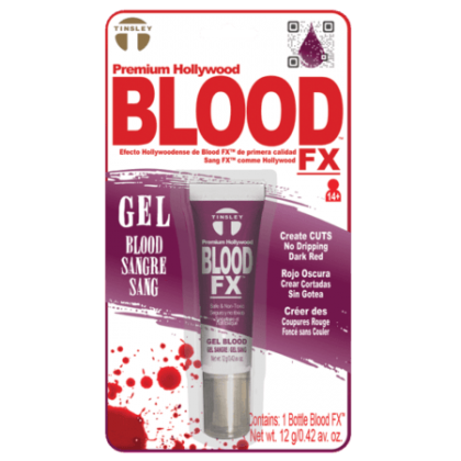 Blood gel fx tinsley
